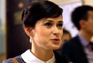 Ирина из 4 сезона Молодежки