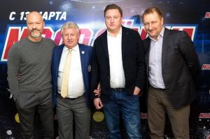 Федор Бондарчук, Владимир Мышкин, Андрей Головков, Дмитрий Табарчук