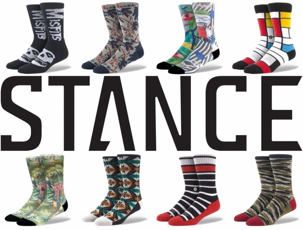 Stance - не просто носки