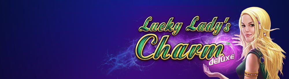 Заставка игры Lucky Ladys Charm онлайн
