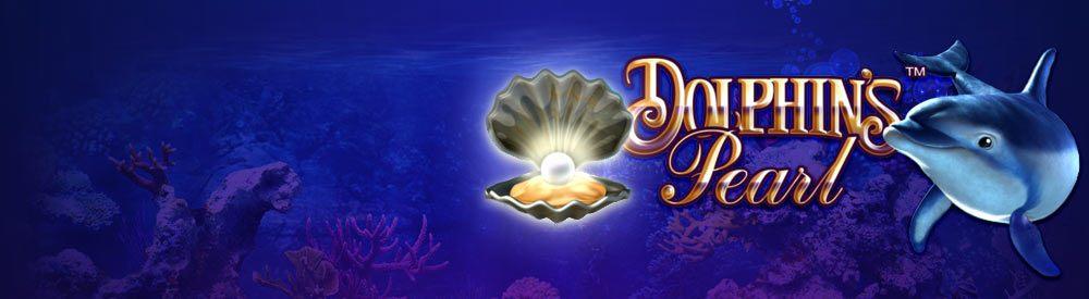 Заставка игрового слота Dolphins Pearl